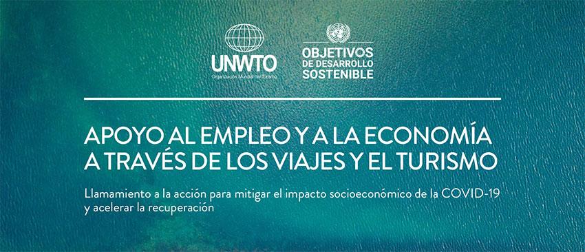 Apoyo al Empleo y a la Economía a través de los Viajes y el Turismo