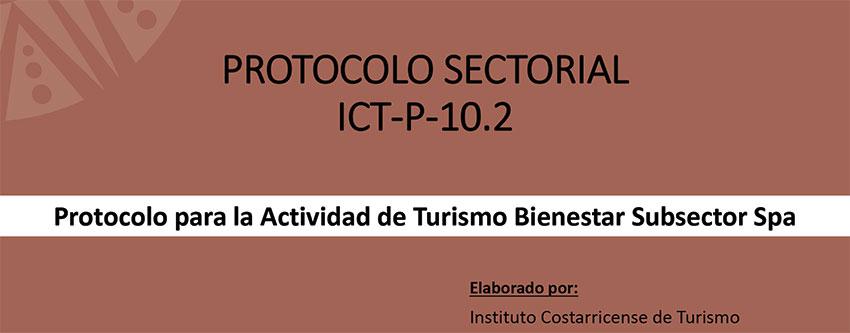 Presentación Protocolo para la Actividad de Turismo Bienestar Subsector Spa