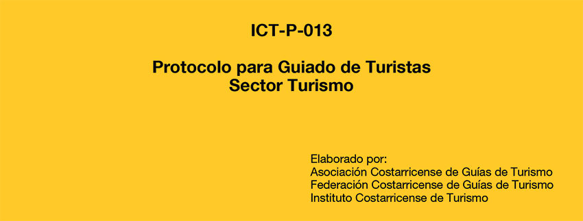 Presentación Protocolo Actividades Guiado de Turistas