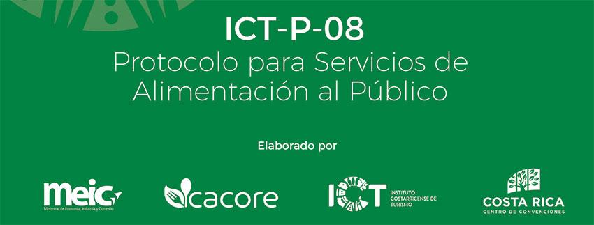 Presentación Protocolo para Servicios de Alimentación al Público 2020