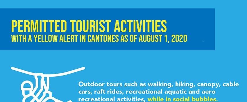Actividades turisticas - English
